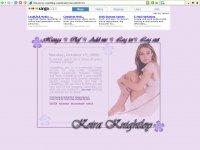 Lavender Mist :: Keira Knightley