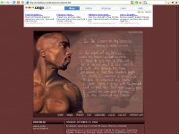 2pac (Brown and Black)